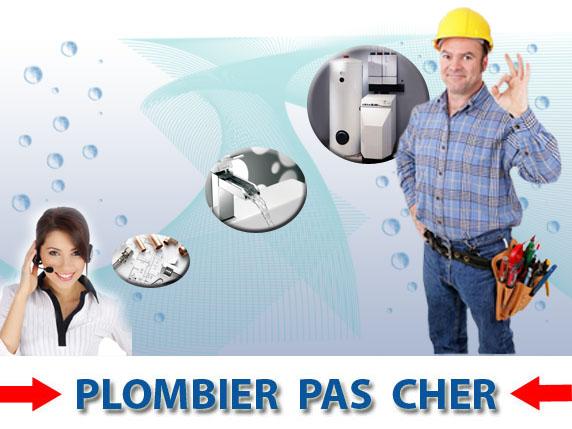 Canalisation Bouchée Verneuil sur Seine 78480